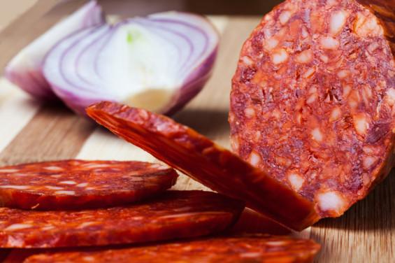 Sausage for MSG dish