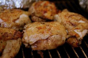 BBQ Chicken Thighs Recipe