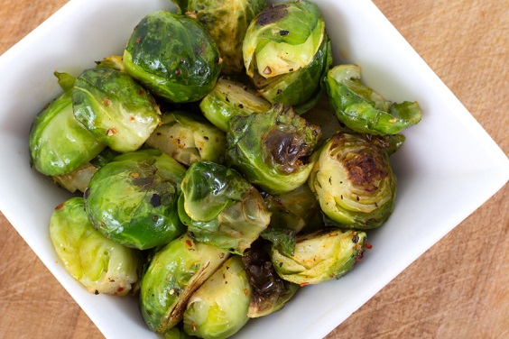 Brussels sprouts recipe with MSG