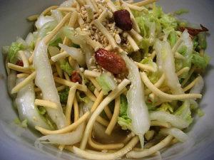 Chicken sesame salad recipe