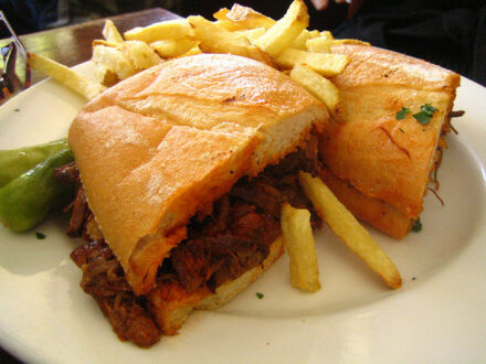 barbeque beef sandwich recipe