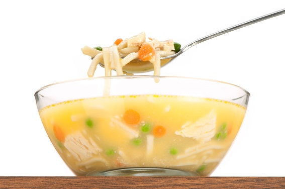chicken noodle soup