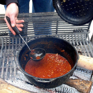 Sure-fire chili recipe