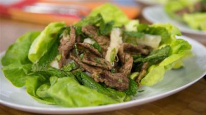 Thai Beef Savory Foods