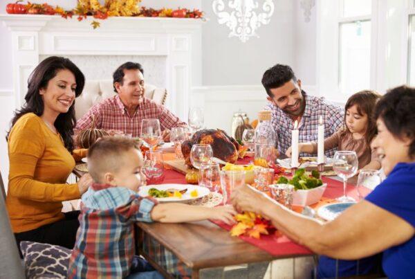 Savory Thanksgiving Foods