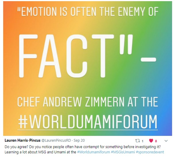 Emotions enemy of facts