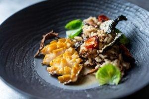 Poached Abalone umami recipe
