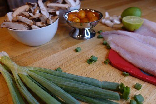 umami fish dish