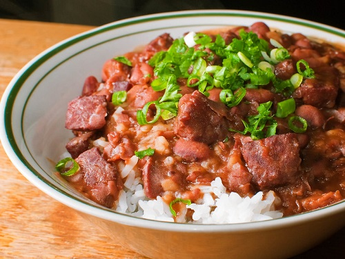andouille sausage red beans and rice recipe